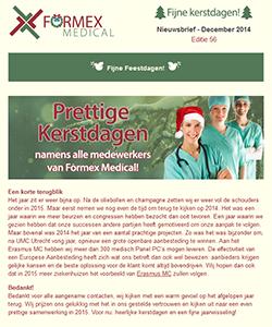 Nieuwsbrief December 2014