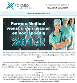 Nieuwsbrief Januari 2014