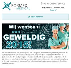 Nieuwsbrief Januari 2015