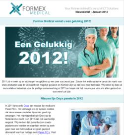 Nieuwsbrief Januari 2012
